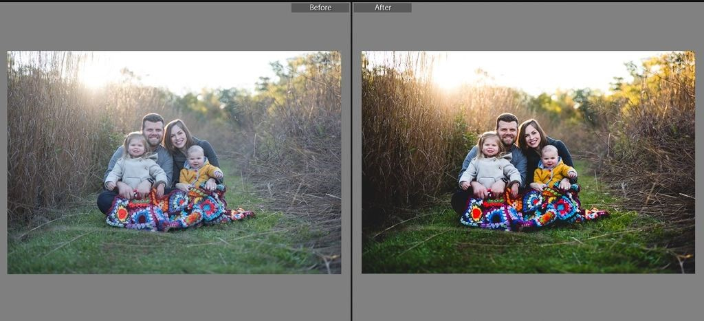 How to Fix Washed out Sunlight Photos in Lightroom